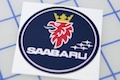 Saabaru Printed Sticker
