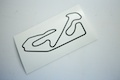 Monticell Motorsports Club Track Map