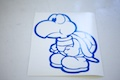 Koopa Diecut