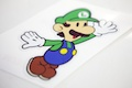 Luigi Sticker