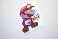 Zombie Mario Sticker