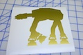 ATAT Walker Sticker