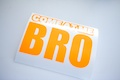 Come at me Bro sticker