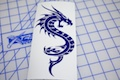 Dragon Wrapping Sticker