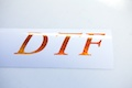 DTF Sticker