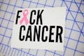 Fuck Cancer Specialty Sticker