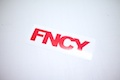 FNCY Sticker