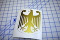 German Eagle Sticker