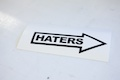 Haters Arrow