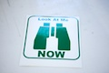Look At Me Now Sticker