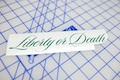 Liberty or Death V1 Sticker