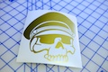 Military Skull Sticker