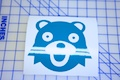 Pedobear Badge Sticker