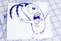 Plankton Sticker