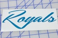 Royals Sticker