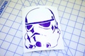 Storm Trooper V2 Die Cut Sticker