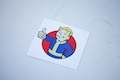 Fallout 3 Boy Sticker
