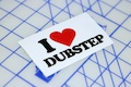 I Heart Dubstep Printed Sticker