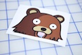 Pedobear Drool Watching