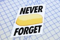 Never Forget Twinkies Sticker