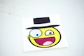 Top Hat Smiley